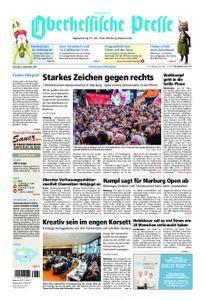 Oberhessische Presse Hinterland - 08. September 2018