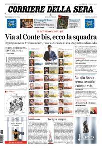 Corriere della Sera – 05 settembre 2019
