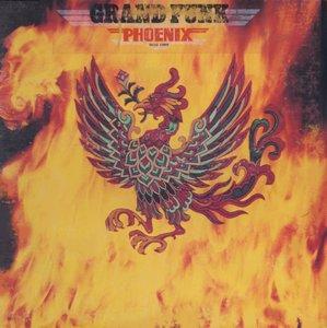 Grand Funk - Phoenix (1972) US Sterling 1st Pressing - LP/FLAC In 24bit/96kHz