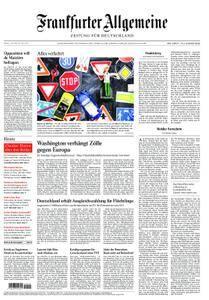 Frankfurter Allgemeine Zeitung F.A.Z. - 01. Juni 2018