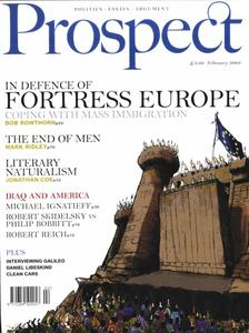 Prospect Magazine - February 2003