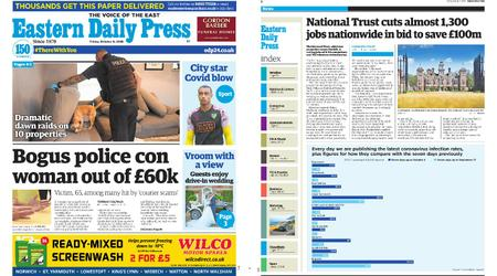 Eastern Daily Press – October 09, 2020