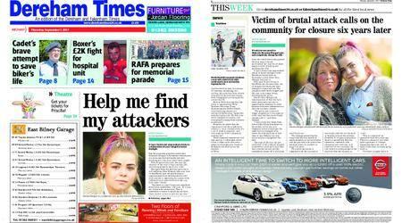 Dereham Times – September 07, 2017