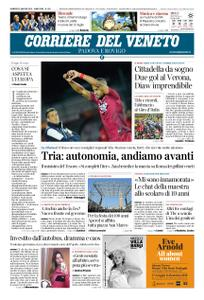 Corriere del Veneto Padova e Rovigo – 31 maggio 2019