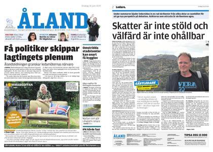 Ålandstidningen – 26 juni 2019