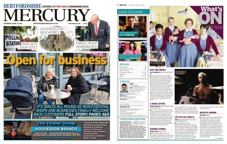 Hertfordshire Mercury – April 15, 2021