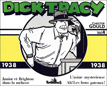 Dick Tracy - Tome 4 - 1938-1938