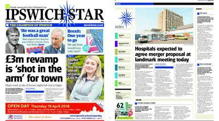 Ipswich Star – March 29, 2018