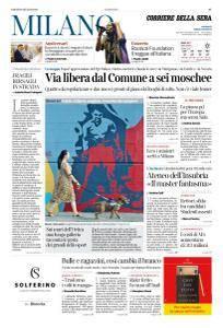 Corriere della Sera Milano - 2 Giugno 2018