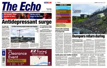 Evening Echo – March 07, 2019