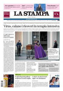 La Stampa Torino Provincia e Canavese - 5 Aprile 2020