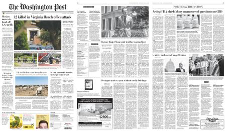 The Washington Post – June 01, 2019
