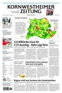 Kornwestheimer Zeitung - 26. Januar 2018