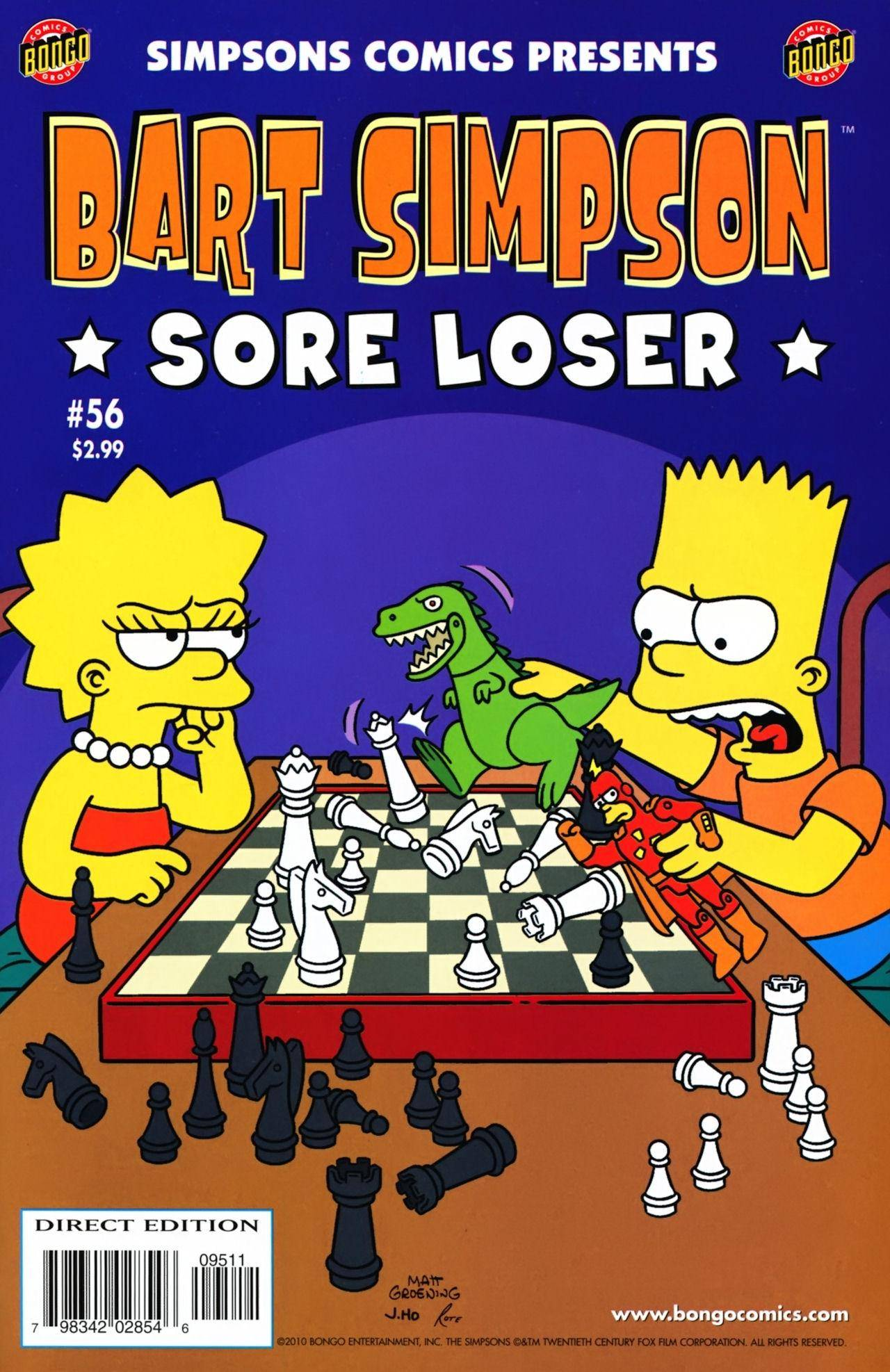 Bart Simpson 056 2010