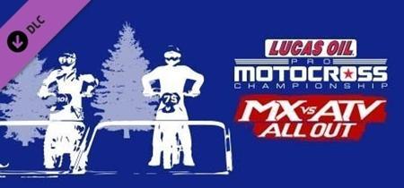 MX vs ATV All Out - 2019 AMA Pro Motocross Championship (2019)