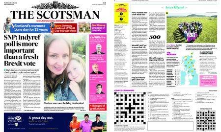 The Scotsman – June 28, 2018