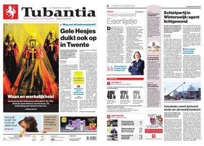 Tubantia - Enschede – 10 december 2018