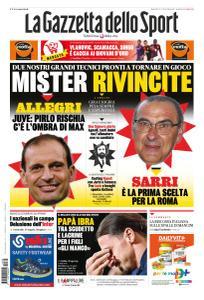 La Gazzetta dello Sport - 23 Marzo 2021