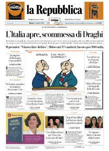 la Repubblica - 17 Aprile 2021