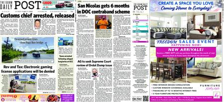 The Guam Daily Post – July 11, 2020