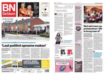 BN DeStem - Bergen op Zoom – 25 oktober 2017