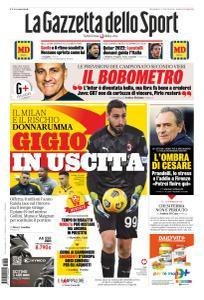La Gazzetta dello Sport Cagliari - 24 Marzo 2021