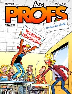 Les Profs - Tome 21 - Rentrée des clashs (2018)
