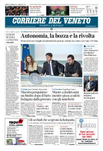 Corriere del Veneto Padova e Rovigo – 15 febbraio 2019