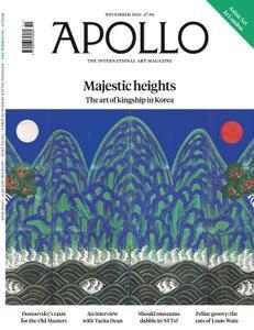Apollo Magazine – October 2021