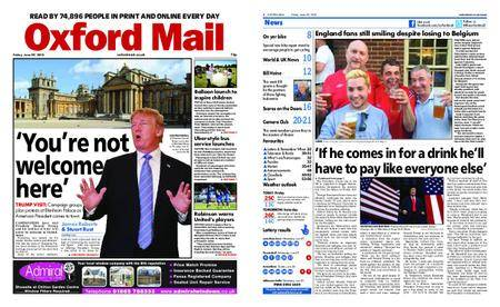 Oxford Mail – June 29, 2018