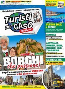 Turisti per Caso Magazine - ottobre 2017
