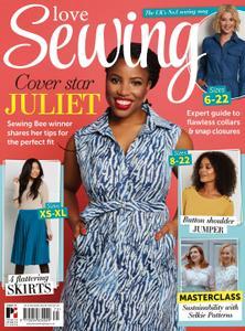 Love Sewing – December 2019