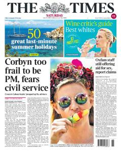 The Times - 29 June 2019