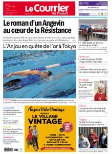 Le Courrier de l'Ouest Cholet – 24 août 2021