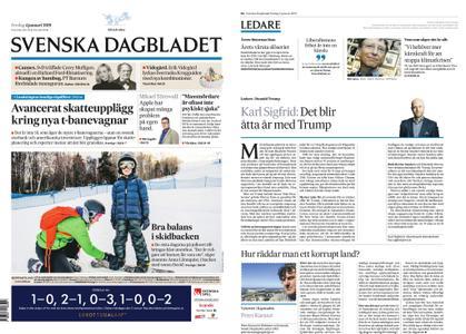 Svenska Dagbladet – 04 januari 2019