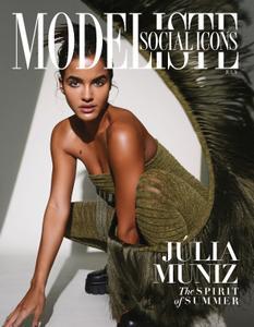Modeliste - Social Icons, July 2021