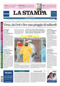 La Stampa Torino Provincia e Canavese - 30 Aprile 2020