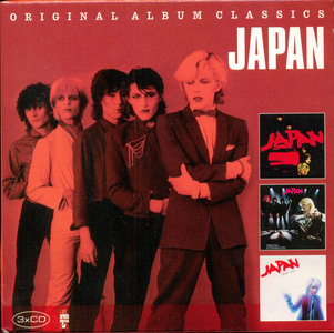 Original Album Classics: Japan (2011) [3CD Box Set, Sony Music 88697859512] Re-up