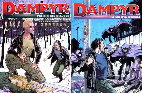 Dampyr - Volumi 23-24