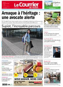 Le Courrier de l'Ouest Angers – 25 février 2021