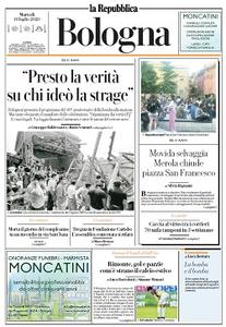 la Repubblica Bologna - 14 Luglio 2020