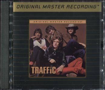 Traffic - Traffic (1968) [MFSL UDCD 629]