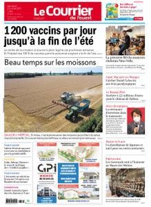 Le Courrier de l'Ouest Cholet – 23 juillet 2021