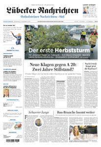 Lübecker Nachrichten Ostholstein Süd - 14. September 2017