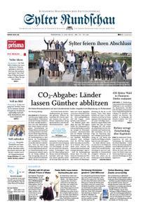 Sylter Rundschau - 02. Juli 2019