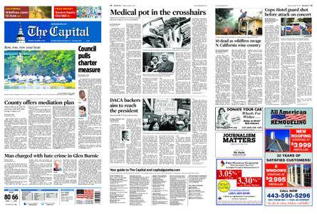 The Capital – October 10, 2017