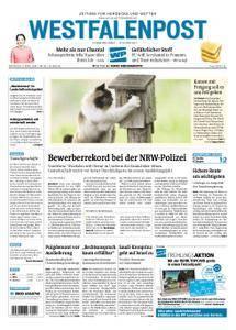 Westfalenpost Wetter - 04. April 2018