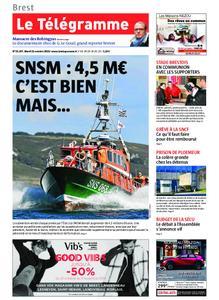 Le Télégramme Brest – 22 octobre 2019