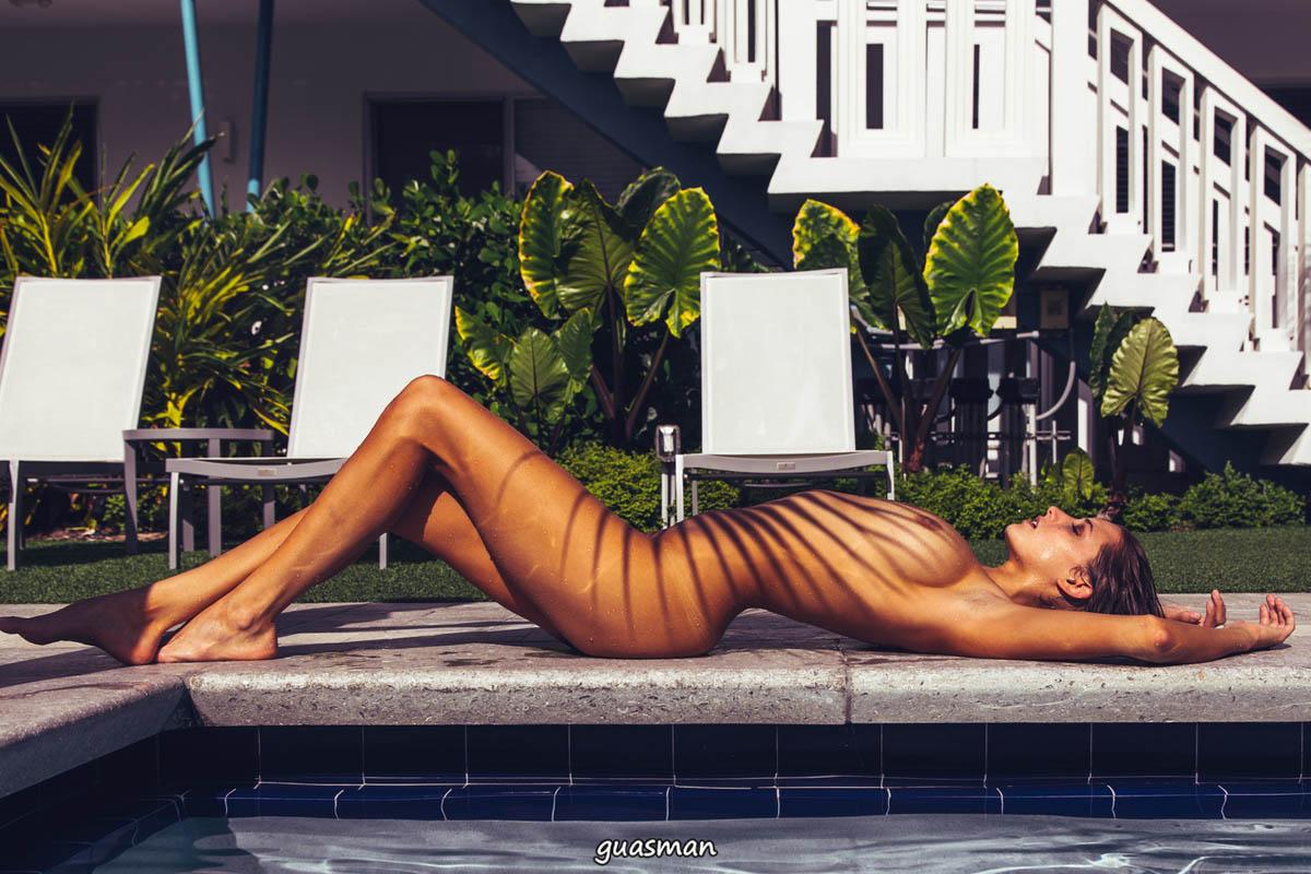 Alyssa Arce - Richard Guaty Photoshoot July 2015