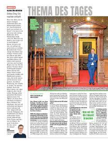 Hamburger Morgenpost – 27. Oktober 2021